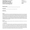 Classifying ecommerce information sharing behaviour by youths on social networking sites