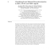 Classifying Event-Related Desynchronization in EEG, ECoG and MEG Signals