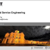 Cloud Service Engineering