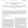 Cluster-forming systems of ultrasoft repulsive particles: statics and dynamics