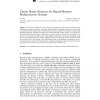 Cluster Queue Structure for Shared-Memory Multiprocessor Systems
