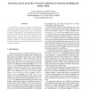Clustering Context Properties of Wavelet Coefficients in Automatic Modelling and Image Coding