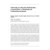 Clustering en recherche d'information : concentration vs distribution de l'information pertinente