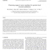 Clustering support vector machines for protein local structure prediction