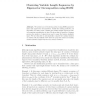 Clustering Variable Length Sequences by Eigenvector Decomposition Using HMM