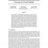 Clustering via LP-based Stabilities