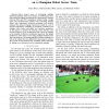 CMDragons: Dynamic passing and strategy on a champion robot soccer team