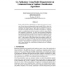 Co-Validation: Using Model Disagreement on Unlabeled Data to Validate Classification Algorithms