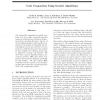 Code Compaction Using Genetic Algorithms