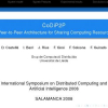 CoDiP2P: A Peer-to-Peer Architecture for Sharing Computing Resources