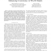 Cognitive Medium Access: A Protocol for Enhancing Coexistence in WLAN Bands