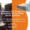 Coherency Hub Design for Multi-Node Victoria Falls Server Systems
