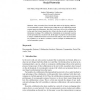 Collaboration Analysis in Recommender Systems Using Social Networks