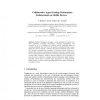 Collaborative Agent Tuning: Performance Enhancement on Mobile Devices