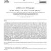 Collaborative bibliography
