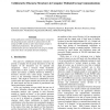 Collaborative Discourse Structures in Computer Mediated Group Communications