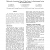Collaborative Learning by Means of Video Games: An Entertainment System in the Learning Processes