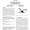 Collaborative microdrones: applications and research challenges