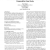 Collaborative modeling of business processes: a comparative case study