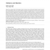 Collisions and attention