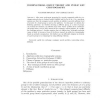 Combinatorial Group Theory and Public Key Cryptography