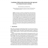 Combining CORI and the Decision-Theoretic Approach for Advanced Resource Selection