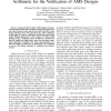 Combining Symbolic Simulation and Interval Arithmetic for the Verification of AMS Designs