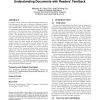 Comments-oriented document summarization: understanding documents with readers' feedback