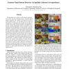 Common visual pattern discovery via spatially coherent correspondences