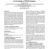 Communities of action: a cognitive and social approach to the design of CSCW systems