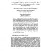 Compact Procedural Implementation in DSP Software Synthesis Through Recursive Graph Decomposition