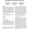 Comparative analysis of top-down and bottom-up methodologies for multi-agent system design