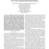 Comparing Approaches to Preference Dominance for Conversational Recommenders