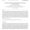 Comparing methods for multiattribute decision making with ordinal weights