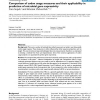 Comparison of codon usage measures and their applicability in prediction of microbial gene expressivity