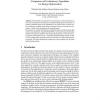 Comparison of Evolutionary Algorithms for Design Optimization