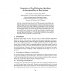 Comparison of Load Balancing Algorithms for Structured Peer-to-Peer Systems