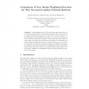 Comparison of New Simple Weighting Functions for Web Documents against Existing Methods