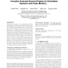 Compiler-assisted demand paging for embedded systems with flash memory