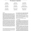 Compiler Management of Communication and Parallelism for Quantum Computation