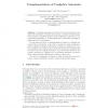 Complementation of Coalgebra Automata