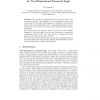Completeness through Flatness in Two-Dimensional Temporal Logic