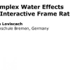 Complex Water Effects at Interactive Frame Rates