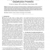 Complexity Measures of Supervised Classification Problems
