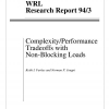 Complexity/Performance Tradeoffs with Non-Blocking Loads