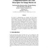 Component-based LDA Face Descriptor for Image Retrieval