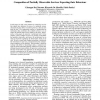 Composition of Partially Observable Services Exporting their Behaviour
