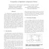 Composition of Qualitative Adaptation Policies
