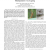 Composition of Vector Fields for Multi-Robot Manipulation via Caging