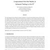 Compositional Petri net models of advanced tasking in Ada-95